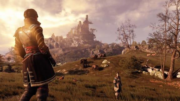 Rollspelet Greedfall visar upp sig i ny guidad gameplaydemo