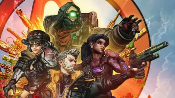Borderlands 3 presenterar den fjärde och sista spelbara hjälten FL4K i ny trailer