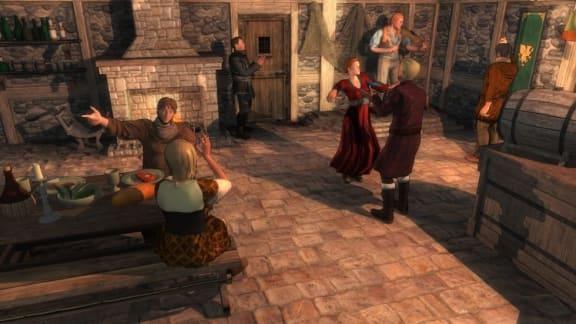 Värdshus-simulatorn Crossroads Inn släpps den 18 oktober, visar upp nytt gameplay