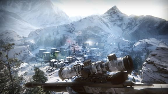 Sniper Ghost Warrior Contracts släpps i november, kolla in nya trailern