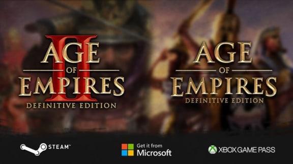 Age of Empires 2: Definitive Edition släpps till Steam i november, föregångaren är ute nu