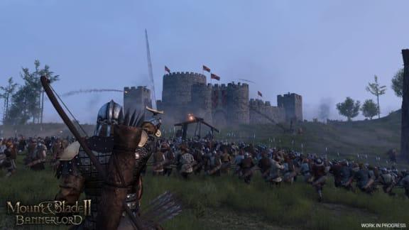 Äntligen! Mount & Blade 2: Bannerlord har fått ett early access-datum