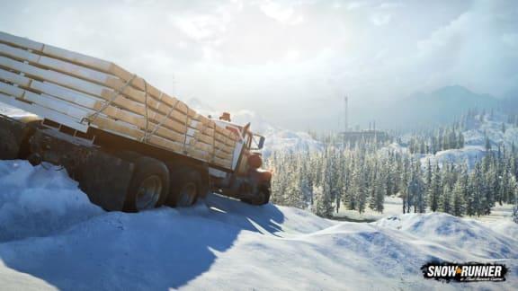 Mudrunner får uppföljare – kolla in debuttrailern för Snowrunner!