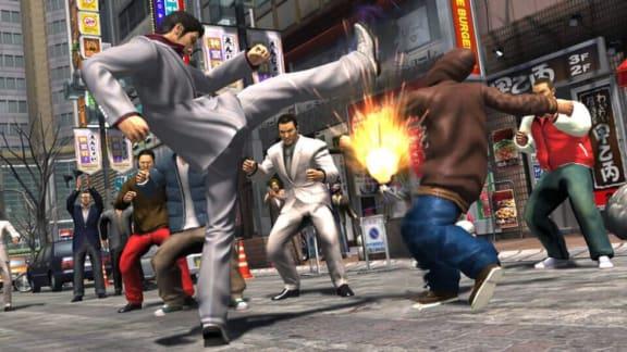 Sega-producent antydar att Yakuza 3, 4 och 5 kommer till pc