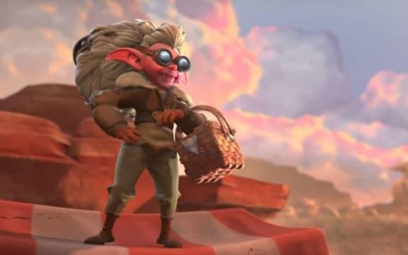 Valve har presenterat två nya Dota 2-hjältar, inklusive skjutglad mormor