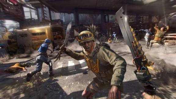 Dying Light 2 visar upp 26 nya spelminuter i maffig video