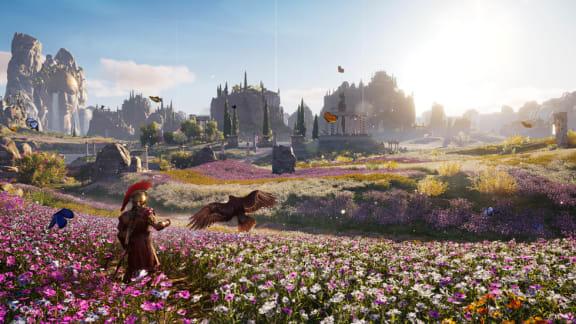 Ubisoft skänker bort första episoden av Assassin's Creed Odyssey: The Fate of Atlantis