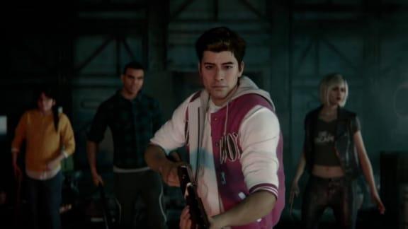 Project Resistance visar upp första spelsekvenserna i ny trailer