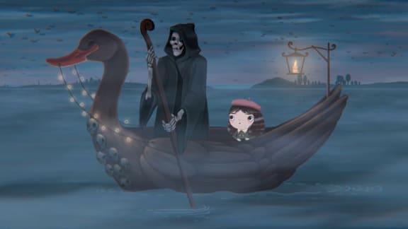 Fran Bow-utvecklarnas Little Misfortune släpps den här månaden, kolla in nya trailern!