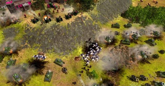 Kolla in teasern för War Selection, ett pseudohistoriskt, klassiskt rts med battle royale