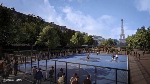 Fifa 20-demo har släppts via Origin, inkluderar Fifa Street-doftande spelläget Volta