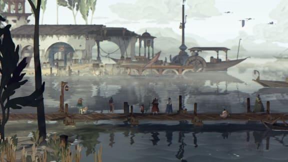 Book of Travels har redan Kickstarter-finansierats