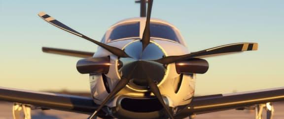 Microsoft Flight Simulator fortsätter imponera i ny trailer