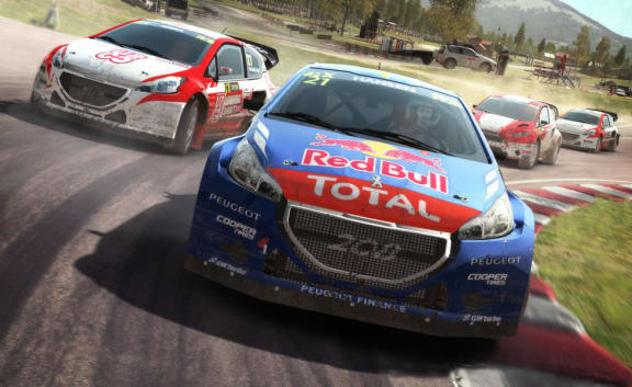 Dirt Rally är gratis på Steam – men bara tills 16e september