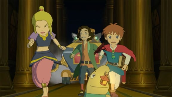 Ni no Kuni: Wrath of the White Witch Remastered släpps på fredag, kolla in lanseringstrailern!