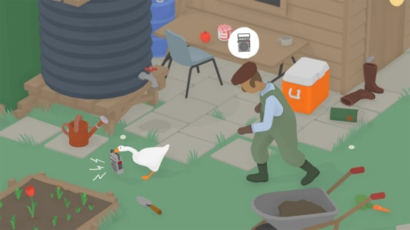 Untitled Goose Game – Recension