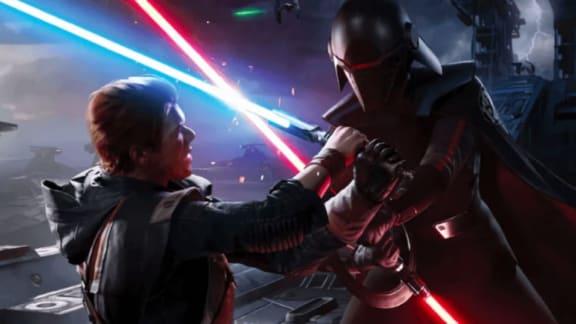 Här är den där nya Star Wars Jedi: Fallen Order-trailern
