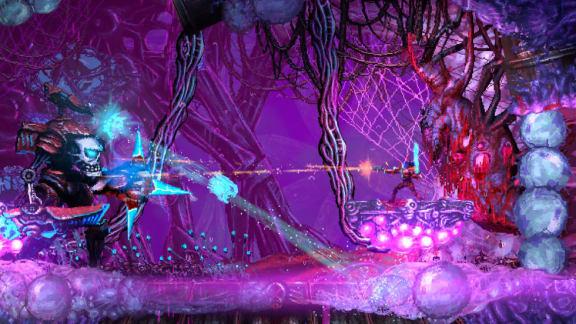 Heavy metal-doftande actionplattformsspelet Valfaris släpps i oktober