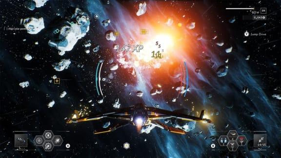 Everspace 2-studion ratar Epic Games Store-exklusivitet, kritiserar andra spelutvecklare