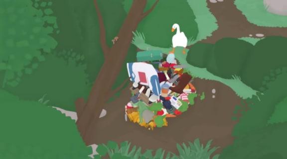 Spelare har stulit (nästan) vartenda föremål i Untitled Goose Game