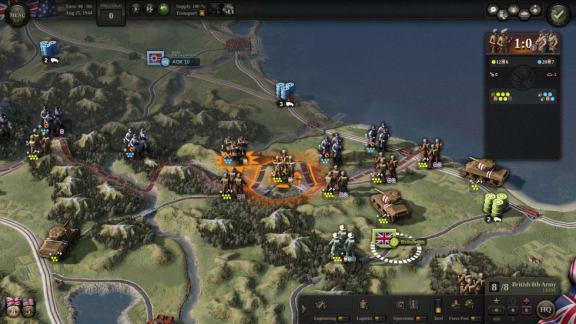 Unity of Command 2 släpps i november, tar emot anmälningar för betatest