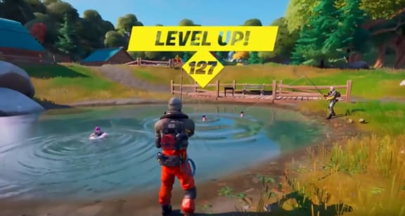 Trailer för Fortnite Chapter 2 har läckt, och man kan fiska!