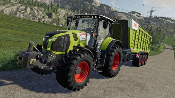 Kolla in lanseringstrailern för Farming Simulator 19 Platinum Edition