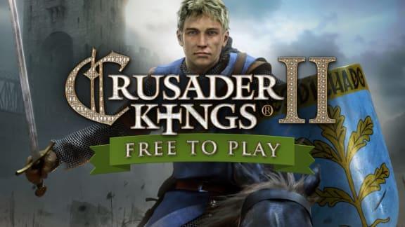 Crusader Kings 2 har gått free to play på Steam