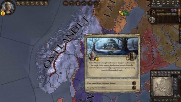 Crusader Kings 2-dlc:t The Old Gods är också gratis!