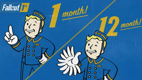 Fallout 76:s privata servrar är inte privata, lagringsutrymme äter upp föremål