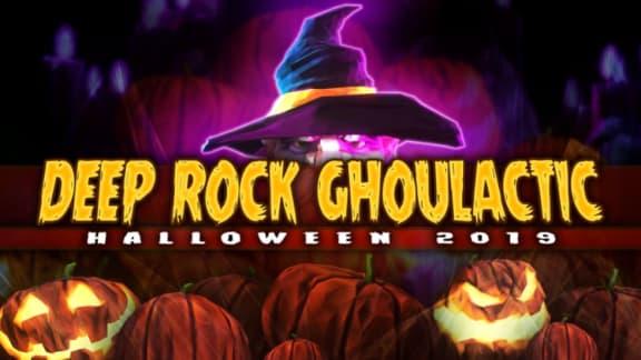 Överraskning! Deep Rock Galactic har fått halloween-event