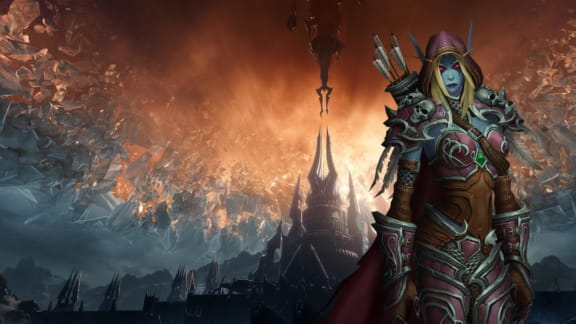 Nästa World of Warcraft-expansion tar oss till efterlivet