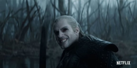 """The Witcher-serien """"lutar mer mot skräck"""" än fantasy"""
