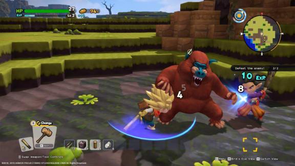 """Dragon Quest Builders 2 har fått """"jumbodemo"""" inför lanseringen"""