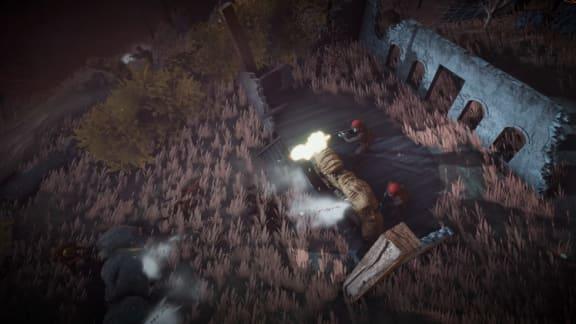 XCOM möter Darkest Dungeon i Broken Lines