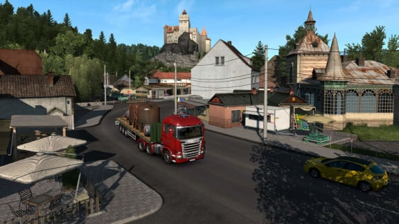 Euro Truck Simulator 2 drar till Svarta havet den 5 december