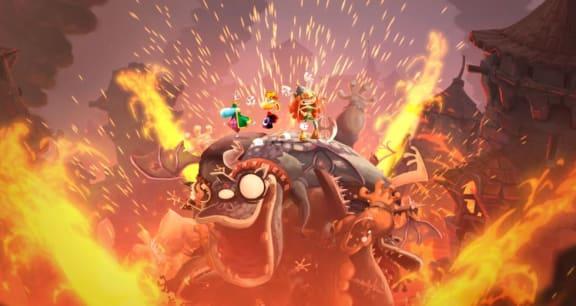 Rayman Legends är veckans gratisspel på Epic Games Store