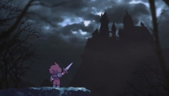 Mer metroidvania! Kolla in trailern för Castle in the Darkness 2