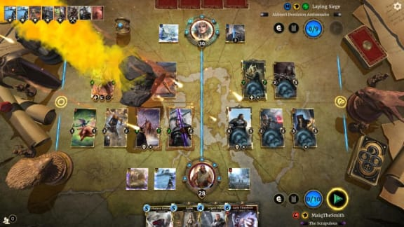 The Elder Scrolls: Legends har lagts på is