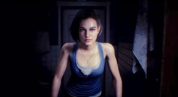 Officiellt: Resident Evil 3-remaken släpps i april