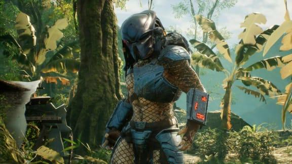 Provspela Predator: Hunting Grounds i helgen
