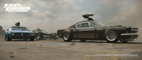 Project Cars-skaparna utvecklar Fast & Furious: Crossroads