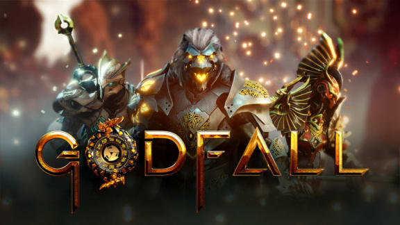 Gearbox har avslöjat nya lootspelet Godfall