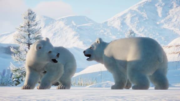 Hej mitt vinterland! Planet Zoo: Arctic Pack är ute nu