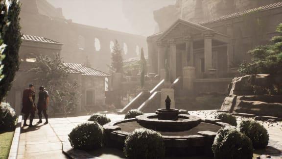 Skyrim-avknoppningen The Forgotten City expanderas och försenas