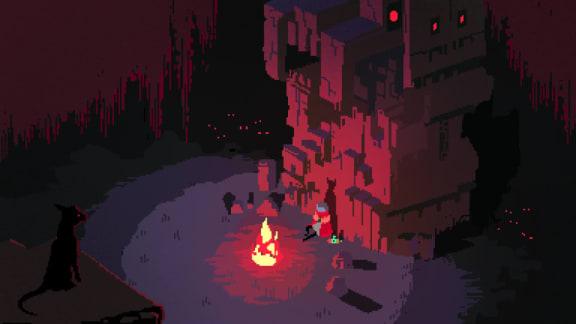 Hyper Light Drifter är gratis på Epic Games Store – igen!