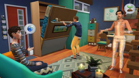 Äntligen kommer småhusen till The Sims 4!
