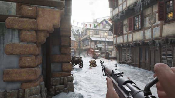 WW2-skjutaren Days of War lämnar early access den 30 januari