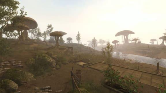 Fanutvecklade Morrowind-remaken Skywind visar upp sig på nytt