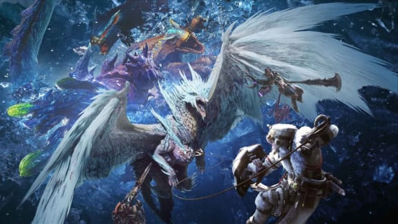 Monster Hunter World: Iceborne har fått en välbehövlig patch